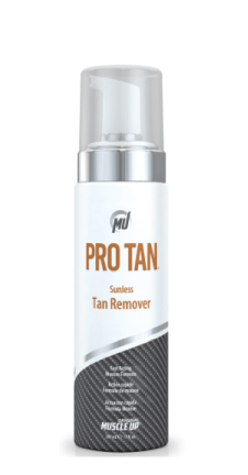 Sunless Tan Remover