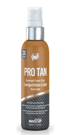 Super Dark Competition Color