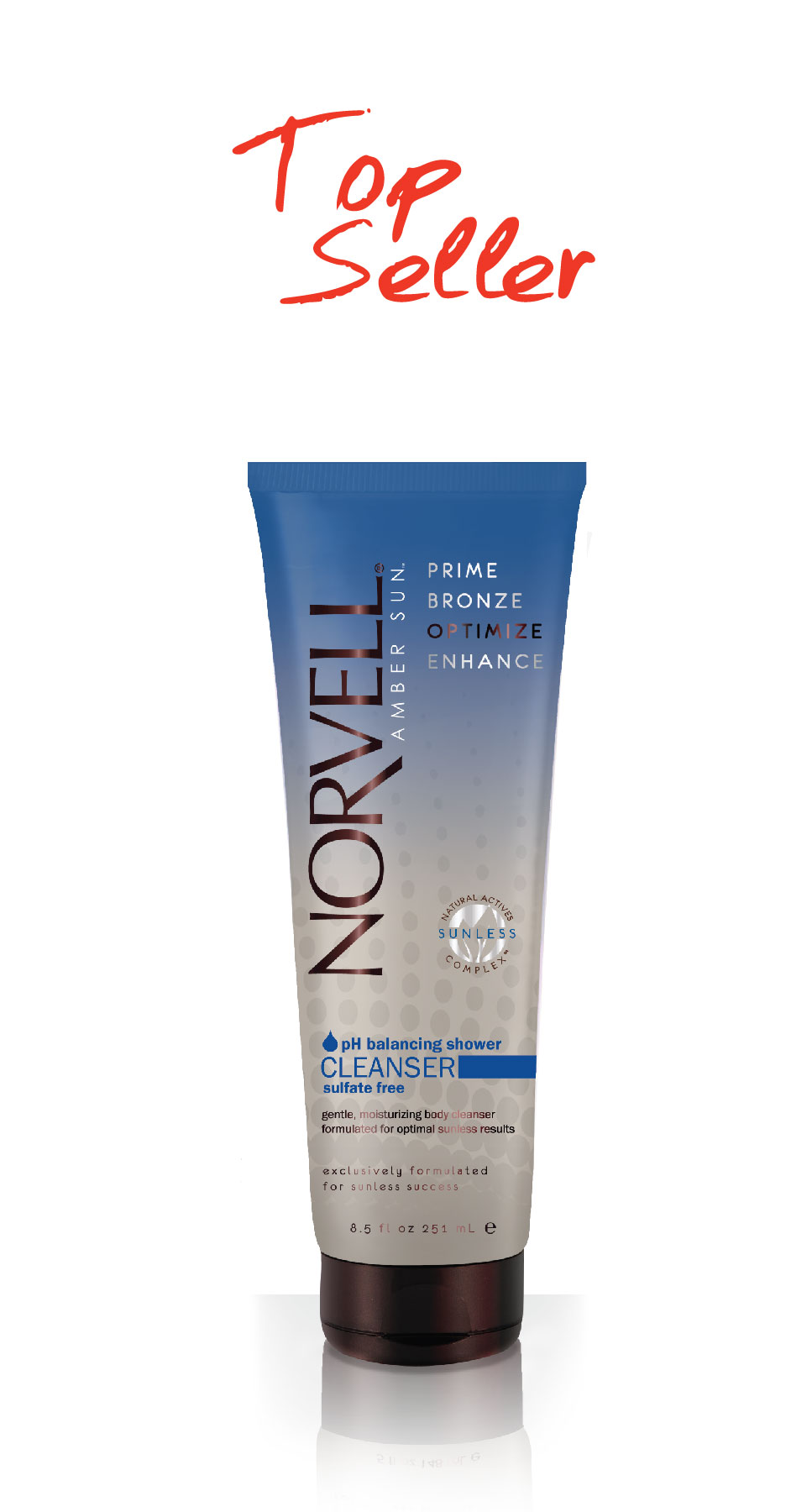 PH BALANCING SHOWER CLEANSER SULFATE FREE