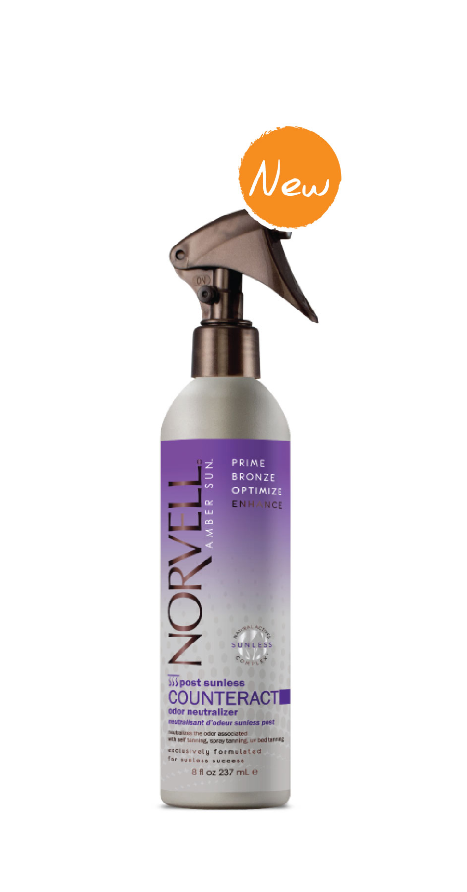 POST SUNLESS COUNTERACT ODOR NEUTRALIZIER