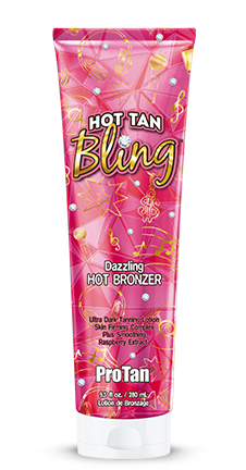 HOT TAN BLING™ DAZZLING HOT BRONZER