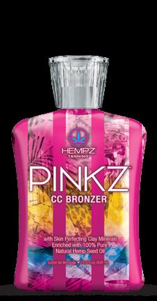 PINKZ CC BRONZER