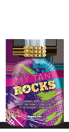 MY TAN ROCKS
